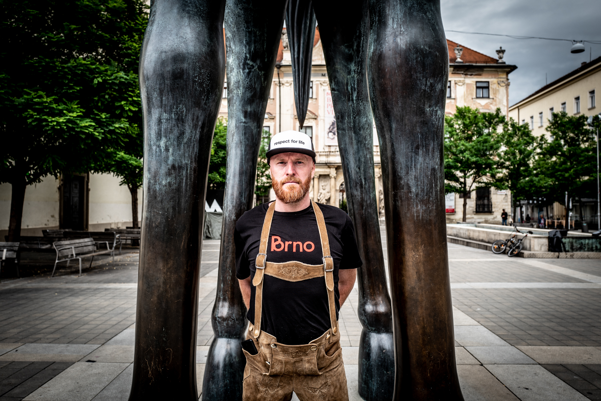 Porno jako Brno